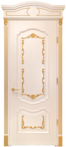 Blanking doors Richelieu Gold