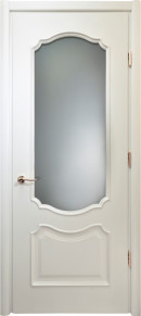 Doors Richelieu  with the glass  Graphite